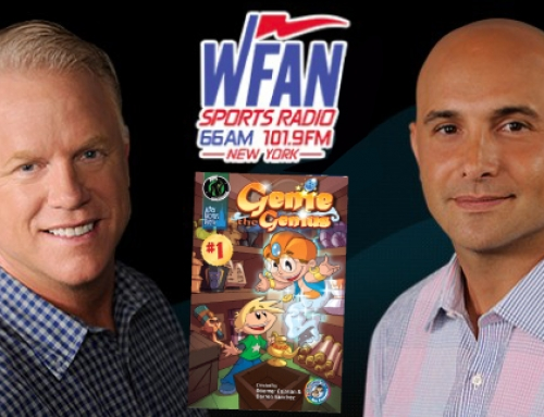 Boomer and Carton Discuss GENIE THE GENIUS